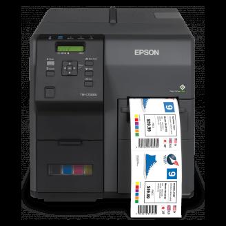 Epson ColorWorks C7500G imprimante pour étiquettes Jet d'encre 600 x 1200 DPI