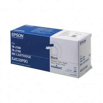 Epson Cartouche SJIC33P(K)