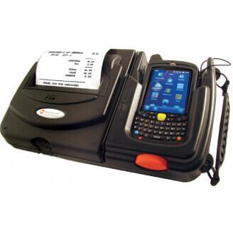 Datamax O'Neil PrintPAD MC70/75 Thermique directe Imprimante mobile