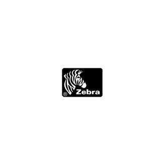 Zebra DT LABELS 101.6MM X 152.40MM BOX OF 4 Blanc