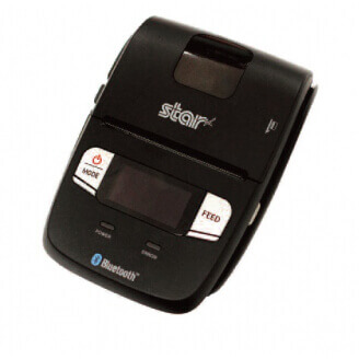 Star Micronics SM-L200 Thermique directe Imprimante mobile 203 x 203 DPI