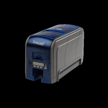 DataCard SD160 imprimante de cartes en plastique Sublimation par la teinture et transfert de résine thermique Couleur