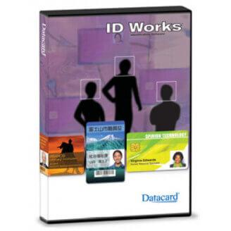 DataCard ID Works Standard
