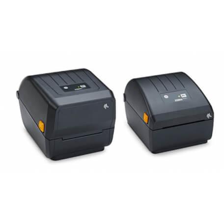 Zebra ZD220 imprimante pour étiquettes Transfert thermique 203 x 203 DPI Avec fil
