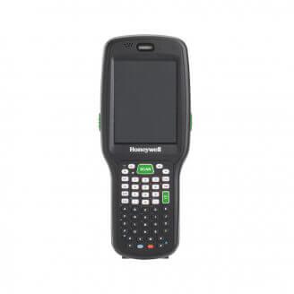 """Honeywell Dolphin 6500 ordinateur portable de poche 8,89 cm (3.5"""") 240 x 320 pixels Écran tactile 349 g Noir"""