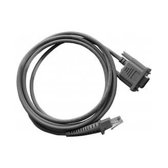 Datalogic 90G000008 câble Série Gris 1,8 m RS-232 RJ-45
