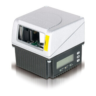 Datalogic DS6300-105-012 Laser Noir, Argent