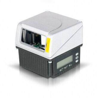 Datalogic DS6400-100-012 Laser Noir, Argent