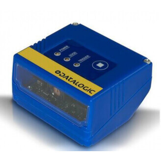 Datalogic TC1200-1000 CCD (dispositif à transfert de charge) Bleu, Jaune
