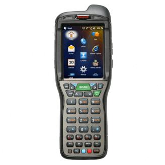 """Honeywell Dolphin 99EX ordinateur portable de poche 9,4 cm (3.7"""") 480 x 640 pixels Écran tactile 505 g Noir, Gris"""