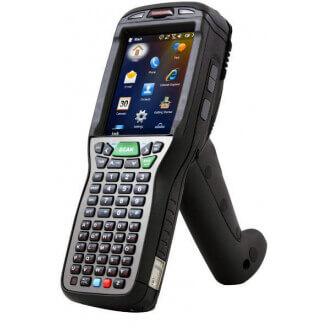 """Honeywell Dolphin 99GX ordinateur portable de poche 9,4 cm (3.7"""") 480 x 640 pixels Écran tactile 621 g Noir"""