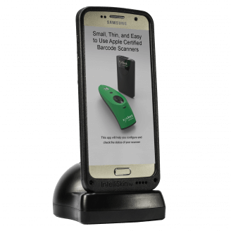 """Socket Mobile AC4125-1792 coque de protection pour téléphones portables 12,9 cm (5.1\"""") Housse Noir"""