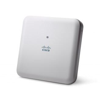 Cisco Aironet 1830 point d'accès réseaux locaux sans fil 1000 Mbit/s Blanc