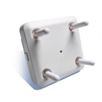 Cisco Aironet 2800e point d'accès réseaux locaux sans fil 2304 Mbit/s Connexion Ethernet, supportant l'alimentation via ce port