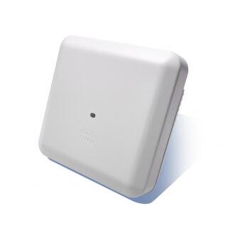 Cisco Aironet 2800 point d'accès réseaux locaux sans fil 5200 Mbit/s Connexion Ethernet, supportant l'alimentation via ce port (