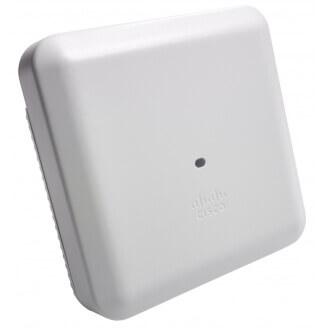 Cisco Aironet 3800i point d'accès réseaux locaux sans fil 2304 Mbit/s Connexion Ethernet, supportant l'alimentation via ce port