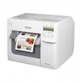 Epson TM-C3500 imprimante pour étiquettes Jet d'encre 720 x 360 DPI Avec fil