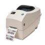 Zebra TLP 2824 Plus imprimante pour étiquettes Transfert thermique 203 x 203 DPI Avec fil