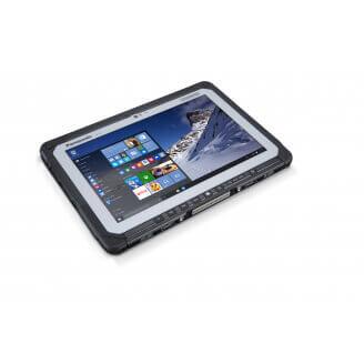 "Panasonic Toughbook CF-20 MK2 Std with Win 10 Noir, Argent Chromebook 25,6 cm (10.1\"") 1920 x 1200 pixels 8 Go DDR3L-SDRAM SSD"