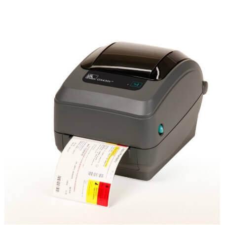 ZebraGX430T Imprimante d'étiquettes