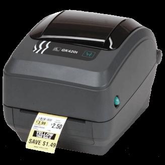Imprimante d'étiquettes Zebra GK420d GK42-202520-000