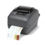 Zebra GX430t imprimante pour étiquettes Transfert thermique 300 x 300 DPI Avec fil