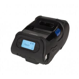 Citizen CMP-25L imprimante pour étiquettes Ligne thermale 203 x 203 DPI Avec fil &sans fil