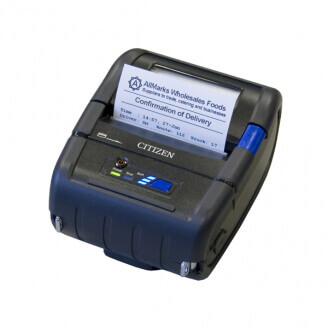 Citizen CMP-30II Thermique Imprimante mobile 203 x 203 DPI
