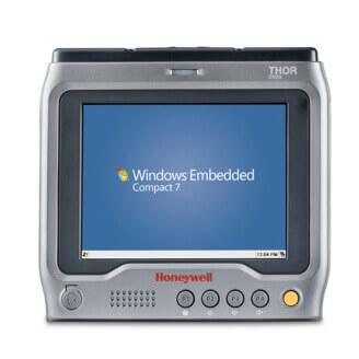 """Intermec Thor CV31 ordinateur portable de poche 16,5 cm (6.5"""") 640 x 480 pixels Écran tactile 1,65 kg Noir, Gris"""