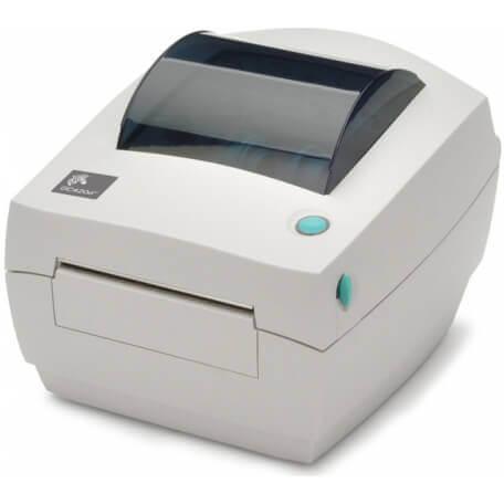 Zebra GC420d imprimante pour étiquettes Thermique direct/Transfert thermique 203 x 203 DPI Avec fil