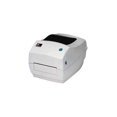 Zebra GC420t imprimante pour étiquettes Thermique direct/Transfert thermique 203 x 203 DPI Avec fil