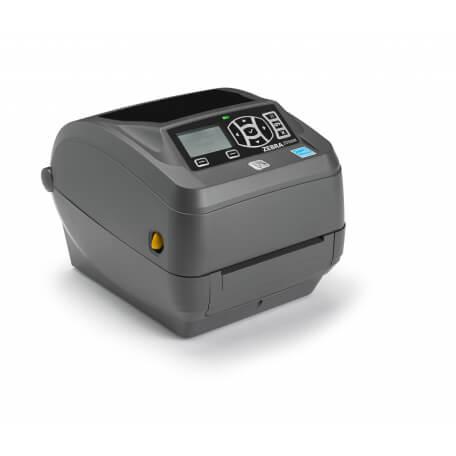 Zebra ZD500R imprimante pour étiquettes Thermique direct/Transfert thermique 300 x 300 DPI Avec fil &sans fil