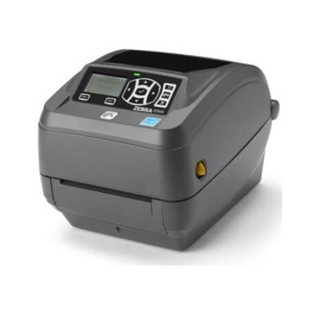 Zebra ZD500 imprimante pour étiquettes Thermique direct/Transfert thermique 300 x 300 DPI Avec fil &sans fil