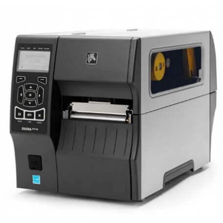 Zebra ZT410 imprimante pour étiquettes Transfert thermique 600 x 600 DPI