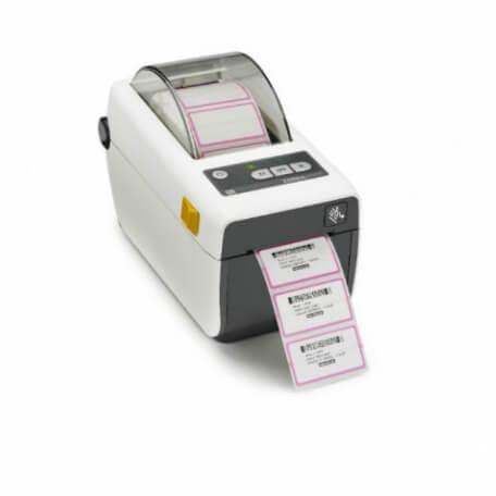 Zebra ZD410 imprimante pour étiquettes Thermique directe 203 x 203 DPI Avec fil &sans fil