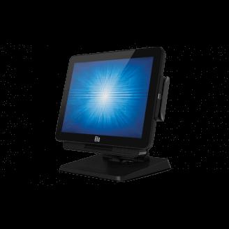 """Elo Touch Solution E517028 terminal de paiement 38,1 cm (15"""") 1024 x 768 pixels Écran tactile Tout-en-un Noir"""