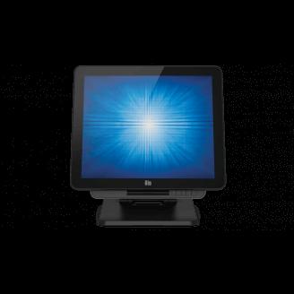 """Elo Touch Solution E520956 terminal de paiement 43,2 cm (17"""") 1280 x 1024 pixels Écran tactile Tout-en-un Noir"""
