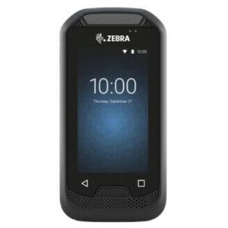"""Zebra EC30 ordinateur portable de poche 7,62 cm (3"""") 854 x 480 pixels Écran tactile 110 g Noir"""