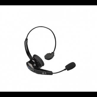 Zebra HS3100 Casque audio Arceau Monophonique Noir