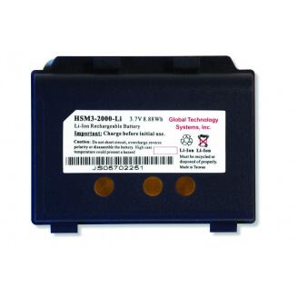 GTS HSM3-2000-LI pièce de rechange d'ordinateur portable Batterie/Pile