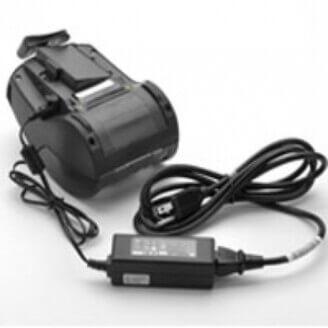Zebra P1031365-042 adaptateur de puissance & onduleur Auto Noir