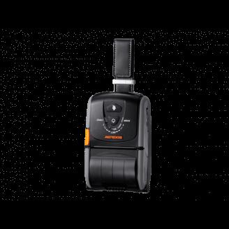Bixolon PBS-R200II/STD sangle Imprimante mobile Noir