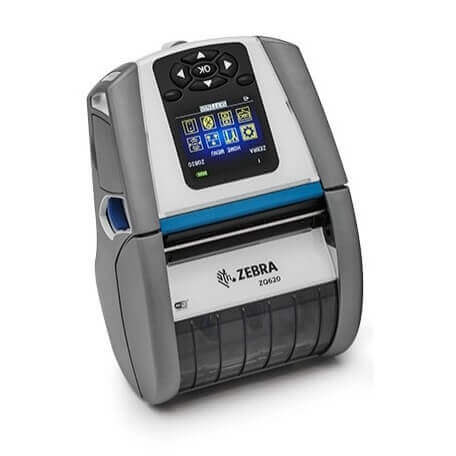 Zebra ZQ620 imprimante pour étiquettes Thermique directe 203 x 203 DPI Avec fil &sans fil