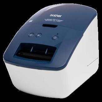 Brother QL-600B imprimante pour étiquettes Thermique directe 300 x 600 DPI Avec fil