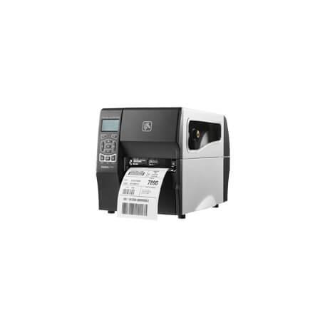 Zebra ZT230 imprimante pour étiquettes Transfert thermique 203 x 203 DPI Avec fil &sans fil