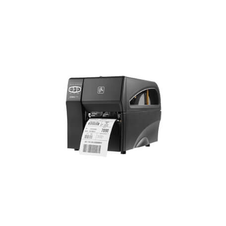 Zebra ZT220 imprimante pour étiquettes Transfert thermique 203 x 203 DPI Avec fil