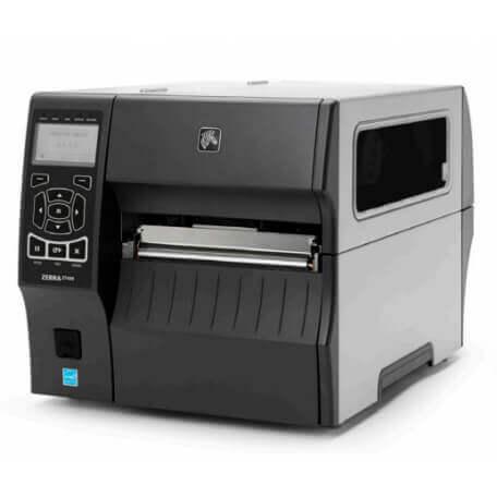 Zebra ZT420 imprimante pour étiquettes Transfert thermique