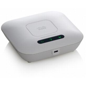 Cisco WAP121 point d'accès réseaux locaux sans fil 300 Mbit/s Connexion Ethernet, supportant l'alimentation via ce port (PoE)